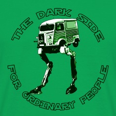 At-St ordinary green T-skjorter