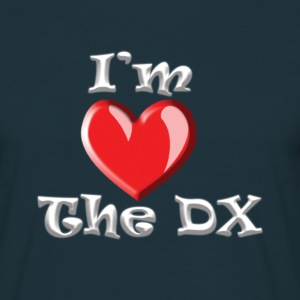 IM LOVE THE DX  - T-shirt Homme