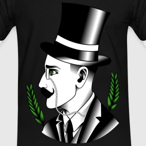 Like a Sir - Männer Kontrast-T-Shirt