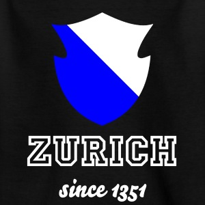 Zurich since 1351 - T-shirt Enfant
