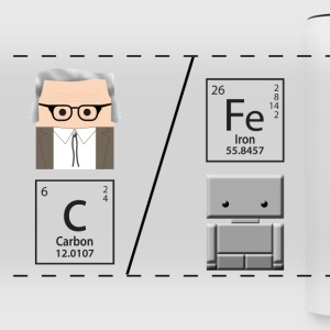 C/Fe Asimov Mugs & Drinkware - Panoramic Mug