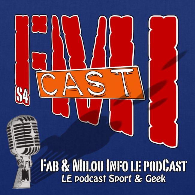 Sac tissus logo saison 4