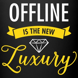 Offline Is The New Luxury Mugs & Drinkware - Full Colour Mug