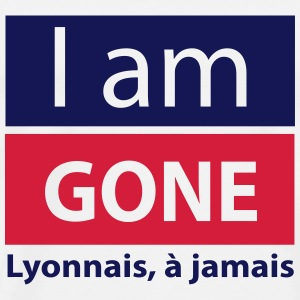 I am GONE Tee shirts - T-shirt Premium Homme