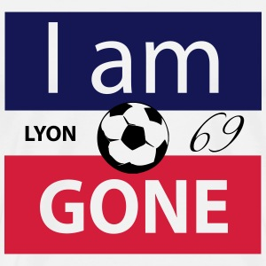 I am GONE 69 Tee shirts - T-shirt Premium Homme