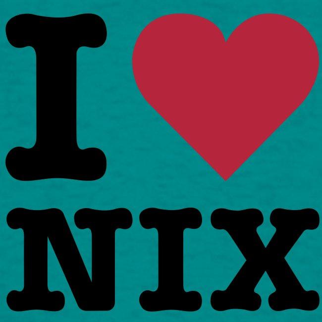 I LOVE NIX