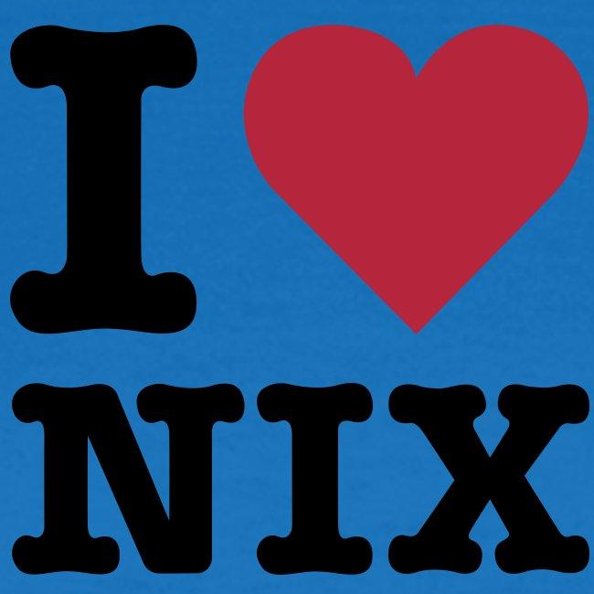 I LOVE NIX - Girls
