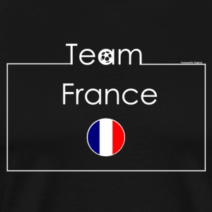 Premium Shirt Men Team France I Frameshirts - T-shirt Premium Homme