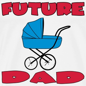 Future dad T-Shirts - Men's Premium T-Shirt