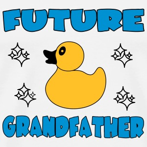 Future grandfather Tee shirts - T-shirt Premium Homme