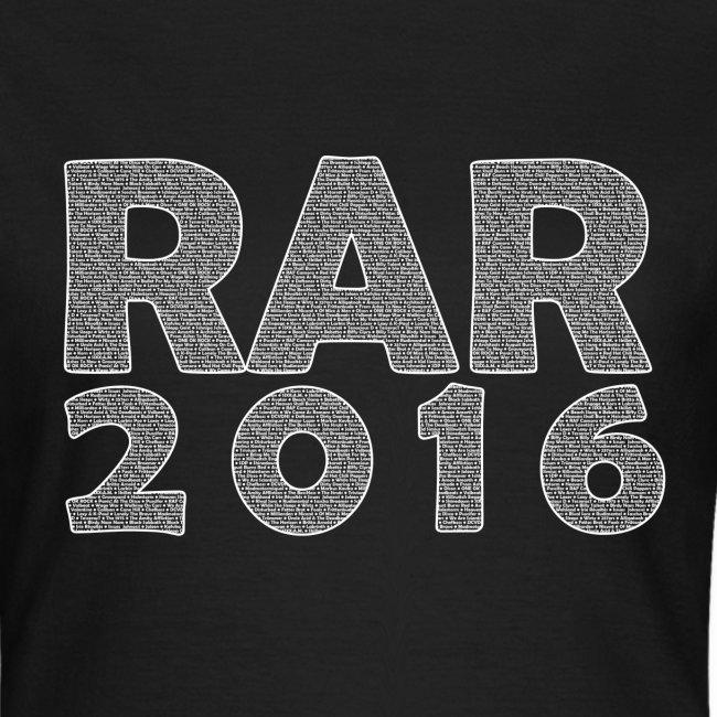 RaR 2016 - LineUp Girlie