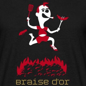Braise d'or Tee shirts - T-shirt Homme