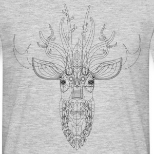 Raw Deer Tee shirts - T-shirt Homme
