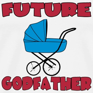 Future godfather Camisetas - Camiseta premium hombre