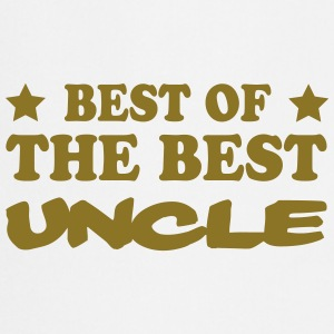 Best of the best uncle  Aprons - Cooking Apron