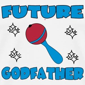 Future godfather Tee shirts - T-shirt Premium Homme