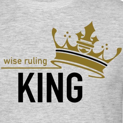 Wise ruling King
