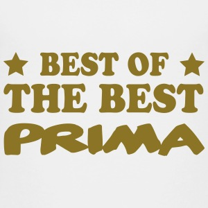 Best of the best prima Skjorter - Premium T-skjorte for tenåringer