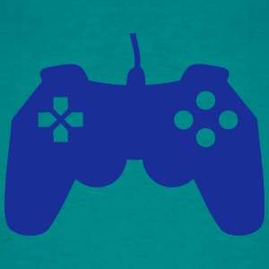 icone manette jeux video 704 Tee shirts - T-shirt Homme