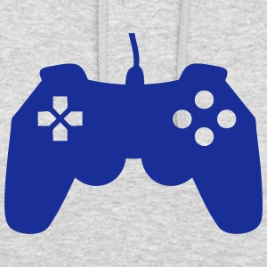 Joystick icon video games 704 Hoodies & Sweatshirts - Unisex Hoodie