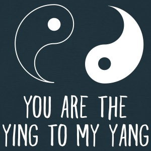 Your Are The Ying To My Yang T-shirts - T-shirt herr