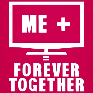 tv television forever together quote Shirts - Kids' Premium T-Shirt
