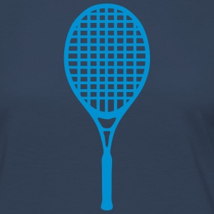 Tennis racket 604 Long Sleeve Shirts - Women's Premium Longsleeve Shirt