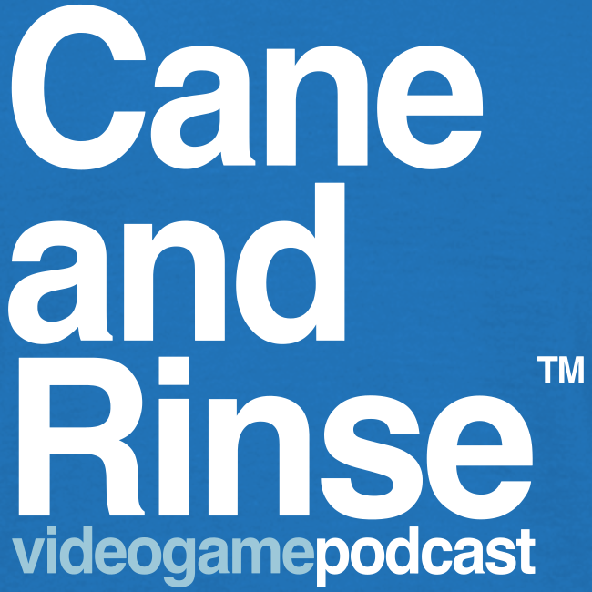 Cane and Rinse logo Blue