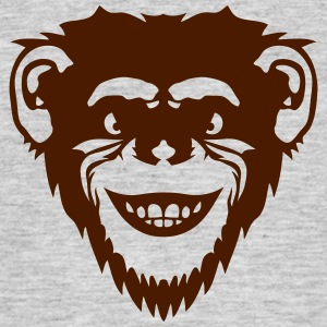 Chimpanzee monkey 504 T-Shirts - Men's T-Shirt