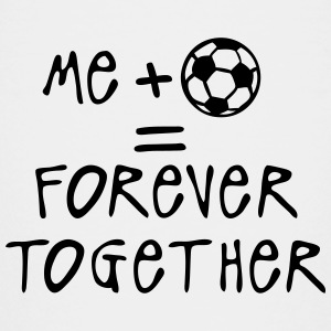 me more soccer forever together quote Shirts - Kids' Premium T-Shirt