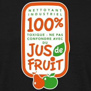 100% JUS DE FRUIT - T-shirt Homme