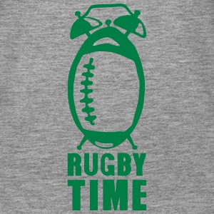 Rugby time alarm clock ringtone balloon Tops - Women's Premium Tank Top