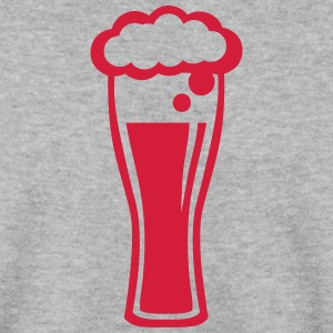 Beer glass 404 Hoodies & Sweatshirts - Men's Sweatshirt