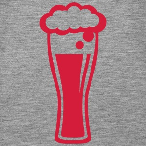 Beer glass 404 Tops - Women's Premium Tank Top