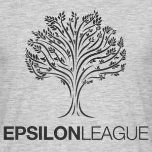 Epsilon League 2015 Noir Tee shirts - T-shirt Homme