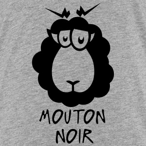 mouton noir citation dessin Tee shirts - T-shirt Premium Enfant