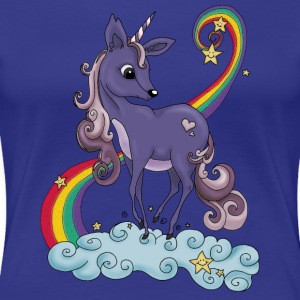 My Deer Unicorn - Frauen Premium T-Shirt