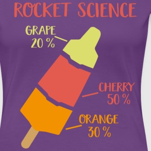 rocket science T-Shirts - Frauen Premium T-Shirt