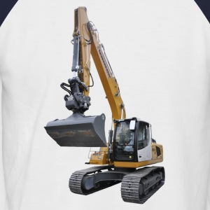 excavateur Tee shirts - T-shirt baseball manches courtes Homme