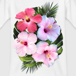 AD Flowers Shirts - Teenage T-shirt