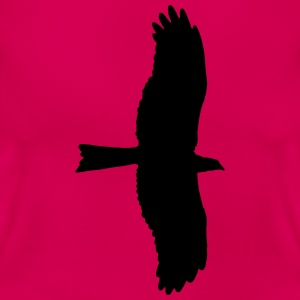 eagle, bird of prey Tee shirts - T-shirt Femme
