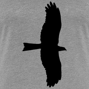 eagle, bird of prey Camisetas - Camiseta premium mujer