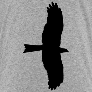 eagle, bird of prey Shirts - Teenage Premium T-Shirt