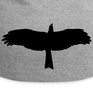 eagle, bird of prey Casquettes et bonnets - Bonnet en jersey