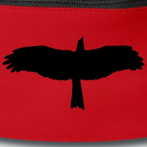 eagle, bird of prey Bags & Backpacks - Bum bag