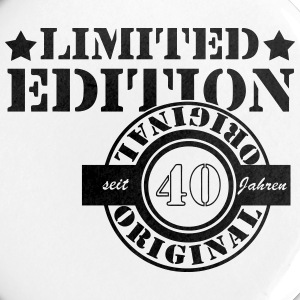 40 limited edition origin Buttons & Anstecker - Buttons groß 56 mm