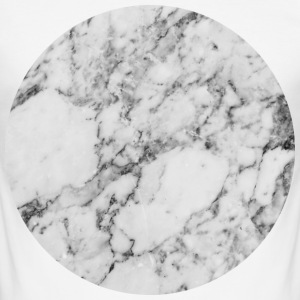 AD Silver Moon Marble T-shirts - slim fit T-shirt