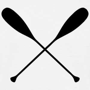 Paddle T-shirts - Herre-T-shirt