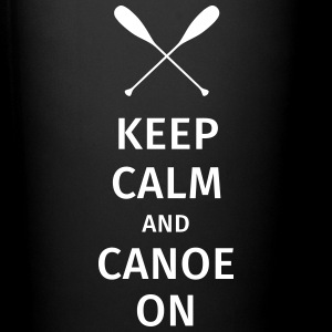 Keep Calm and Canoe on Tazze & Accessori - Tazza monocolore