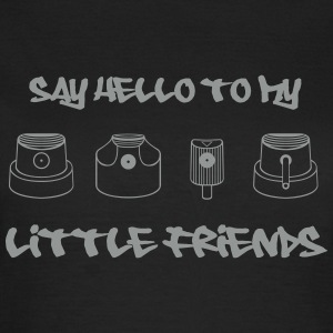 Say hello T-Shirts - Frauen T-Shirt